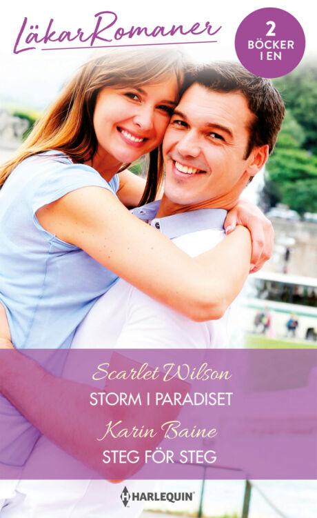 Harpercollins Nordic Storm i paradiset/Steg för steg