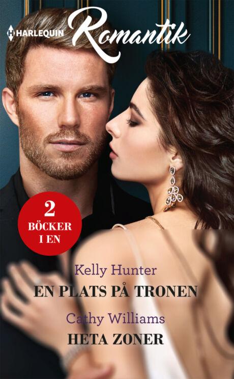Harpercollins Nordic En plats på tronen/Heta zoner