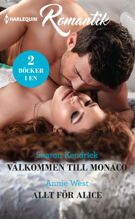 Harpercollins Nordic Välkommen till Monaco/Allt för Alice