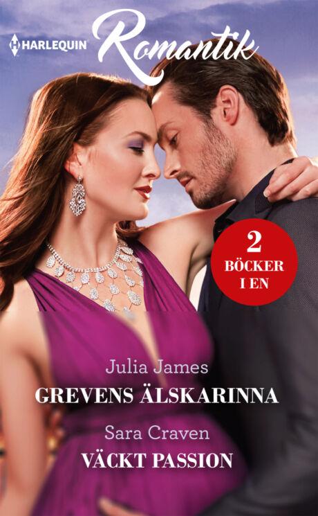 Harpercollins Nordic Grevens älskarinna/Väckt passion