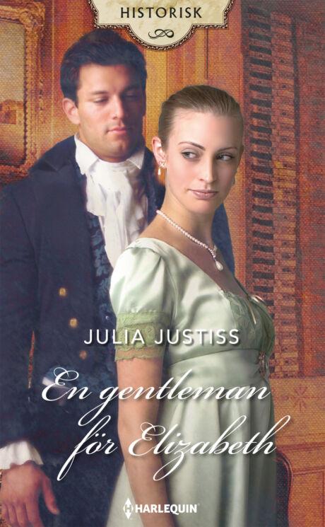 Harpercollins Nordic En gentleman för Elizabeth