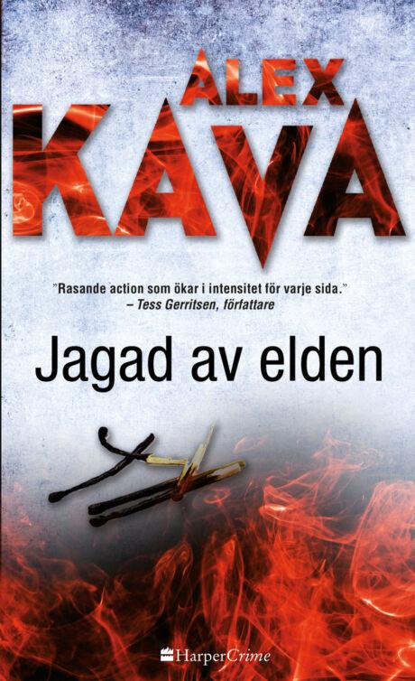 Harpercollins Nordic Jagad av elden