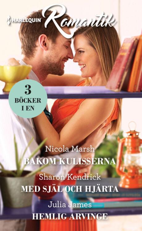 Harpercollins Nordic Bakom kulisserna/Med själ och hjärta/Hemlig arvinge