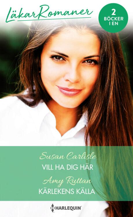 Harpercollins Nordic Vill ha dig här/Kärlekens källa