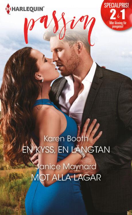 Harpercollins Nordic En kyss, en längtan/Mot alla lagar