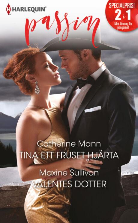 Harpercollins Nordic Tina ett fruset hjärta/Valentes dotter