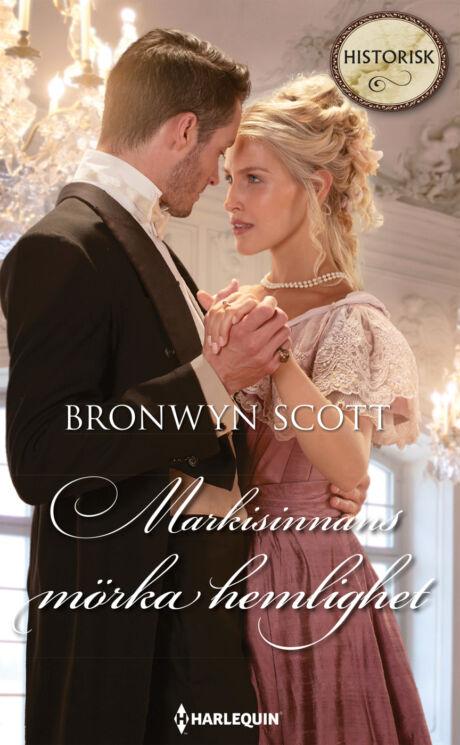Harpercollins Nordic Markisinnans mörka hemlighet