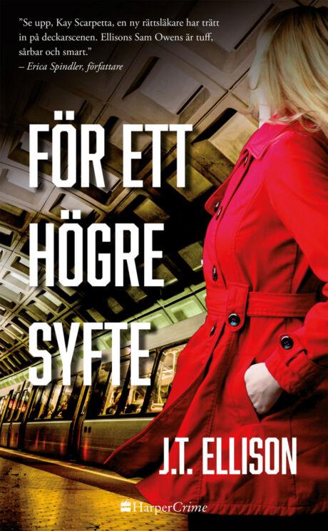 Harpercollins Nordic För ett högre syfte