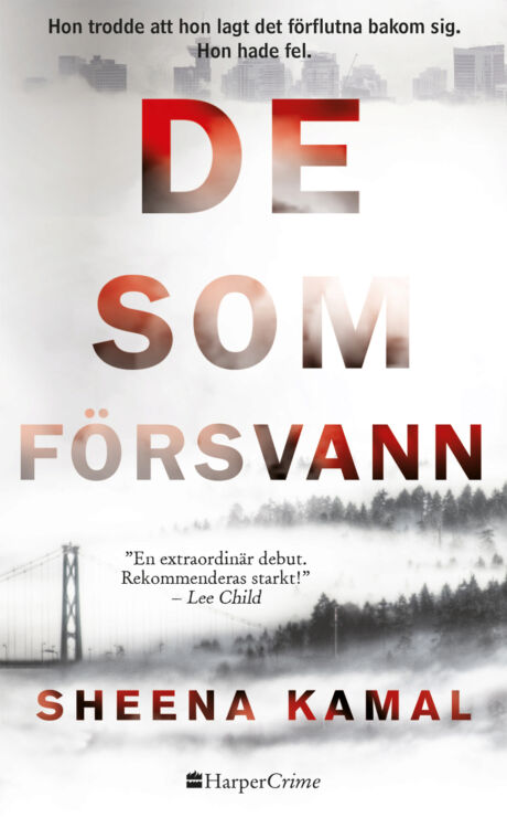 Harpercollins Nordic De som försvann