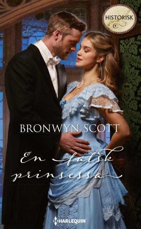 Harpercollins Nordic En falsk prinsessa