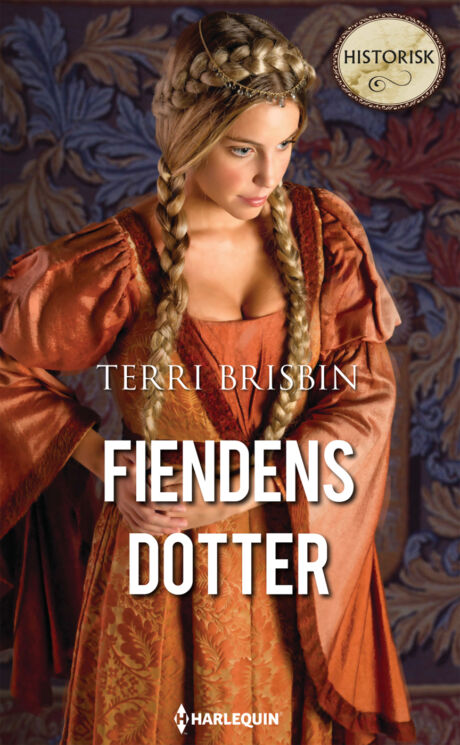 Harpercollins Nordic Fiendens dotter