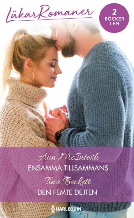 Harpercollins Nordic Ensamma tillsammans/Den femte dejten