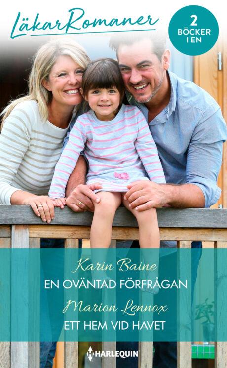 Harpercollins Nordic En oväntad förfrågan/Ett hem vid havet