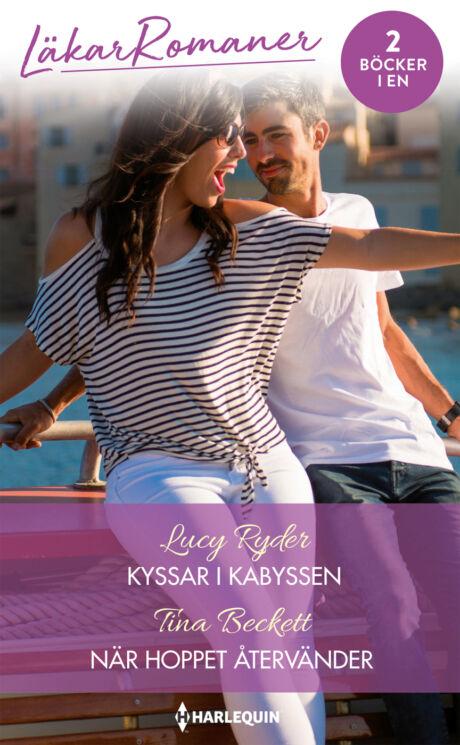 Harpercollins Nordic Kyssar i kabyssen/När hoppet återvänder