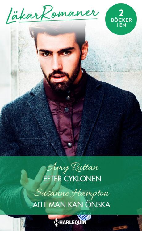Harpercollins Nordic Efter cyklonen/Allt man kan önska