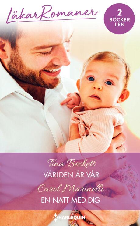 Harpercollins Nordic Världen är vår/En natt med dig