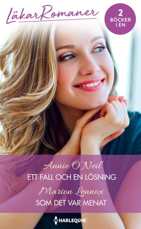 Harpercollins Nordic Ett fall och en lösning/Som det var menat