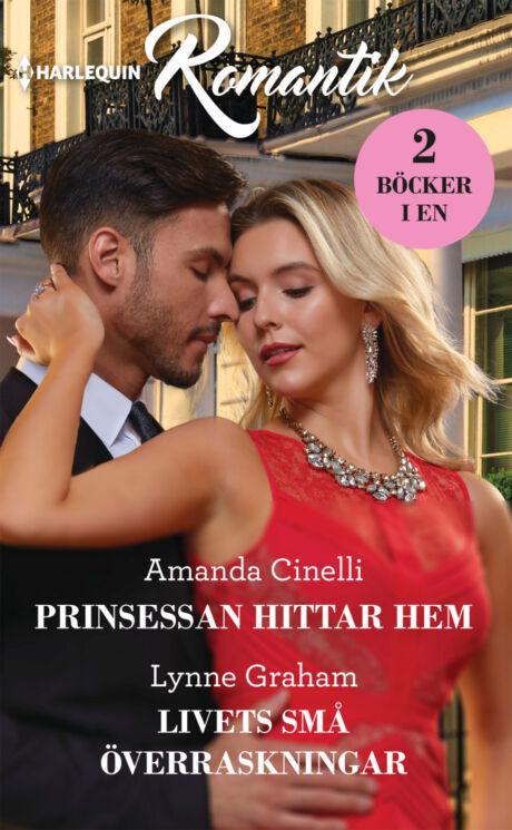 Harpercollins Nordic Prinsessan hittar hem/Livets små överraskningar