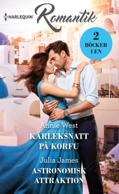 Harpercollins Nordic Kärleksnatt på Korfu/Astronomisk attraktion