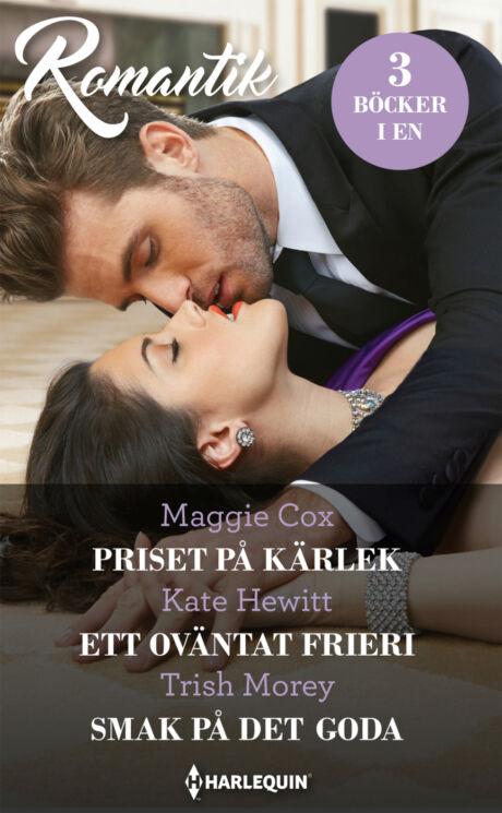 Harpercollins Nordic Priset på kärlek/Ett oväntat frieri/Smak på det goda