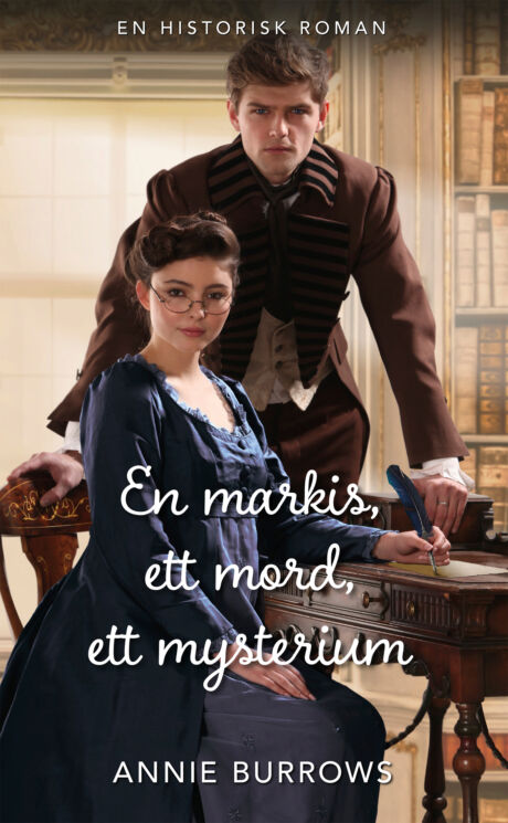 Harpercollins Nordic En markis, ett mord, ett mysterium