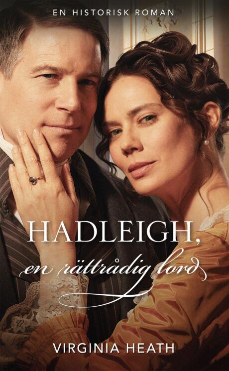 Harpercollins Nordic Hadleigh, en rättrådig lord - ebook