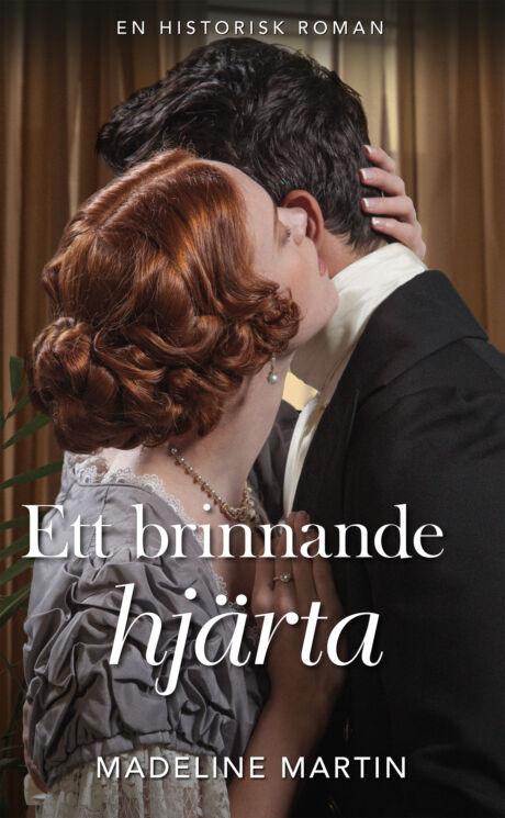 Harpercollins Nordic Ett brinnande hjärta