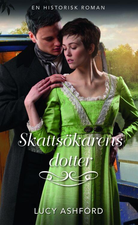 Harpercollins Nordic Skattsökarens dotter
