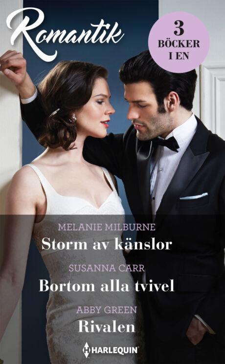 Harpercollins Nordic Storm av känslor/Bortom alla tvivel/Rivalen