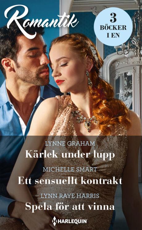 Harpercollins Nordic Kärlek under lupp/Ett sensuellt kontrakt/Spela för att vinna
