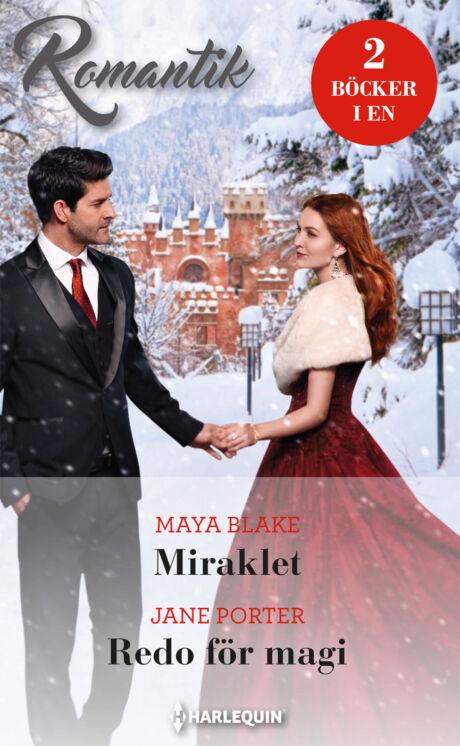 Harpercollins Nordic Miraklet/Redo för magi