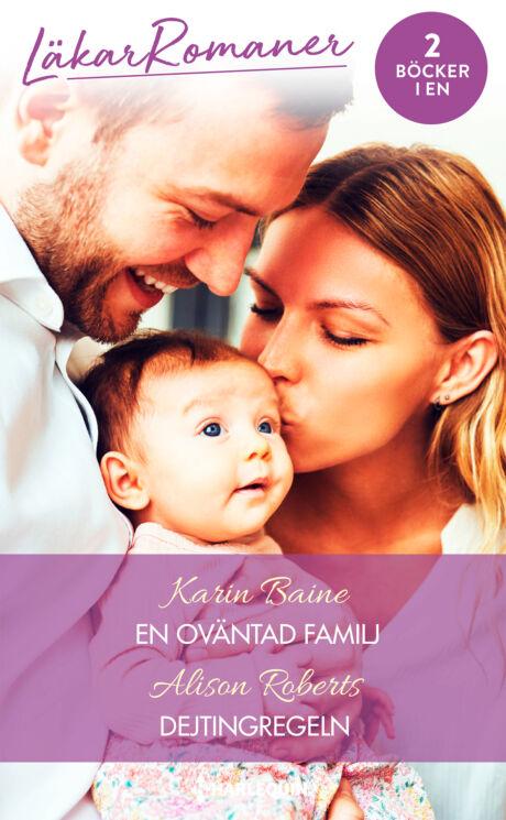 Harpercollins Nordic En oväntad familj/Dejtingregeln