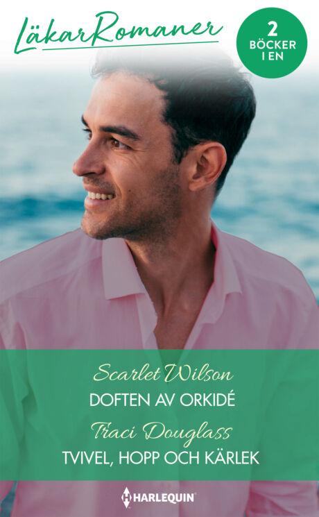 Harpercollins Nordic Doften av orkidé/Tvivel, hopp och kärlek
