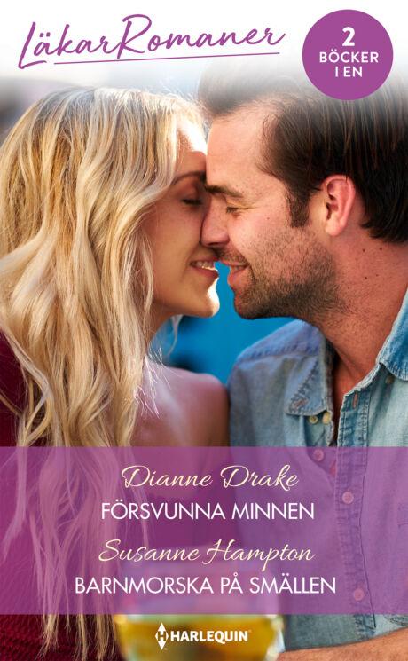 Harpercollins Nordic Försvunna minnen/Barnmorska på smällen - ebook