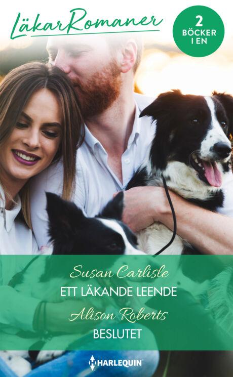 Harpercollins Nordic Ett läkande leende/Beslutet - ebook