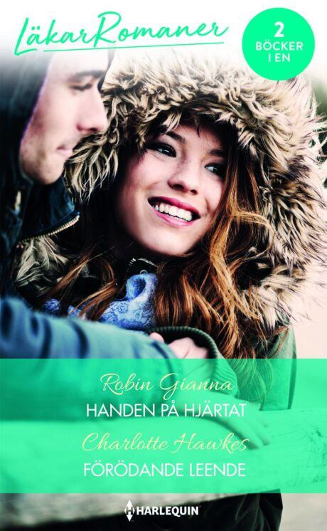 Harpercollins Nordic Handen på hjärtat/Förödande leende