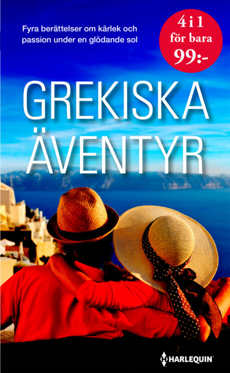 Harpercollins Nordic Grekiska äventyr