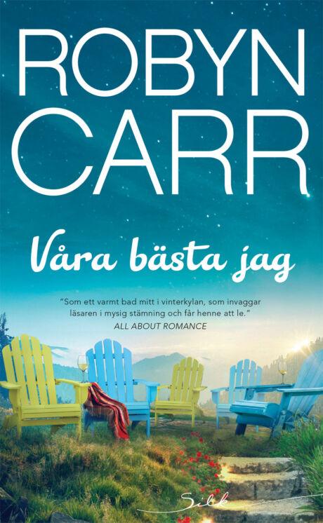 Harpercollins Nordic Våra bästa jag