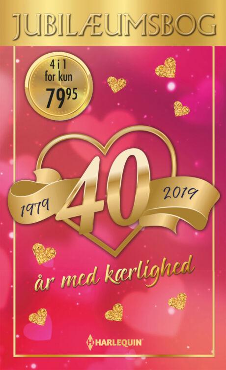 Harpercollins Nordic Jubilæumsbog 1