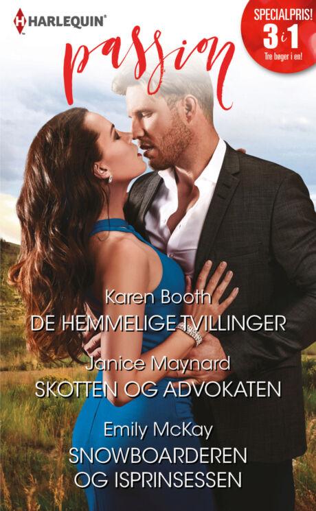Harpercollins Nordic De hemmelige tvillinger/Skotten og advokaten/Snowboarderen og isprinsessen