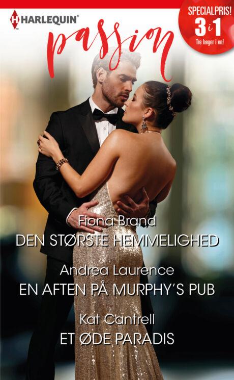 Harpercollins Nordic Den største hemmelighed/En aften på Murphy's pub/Et øde paradis
