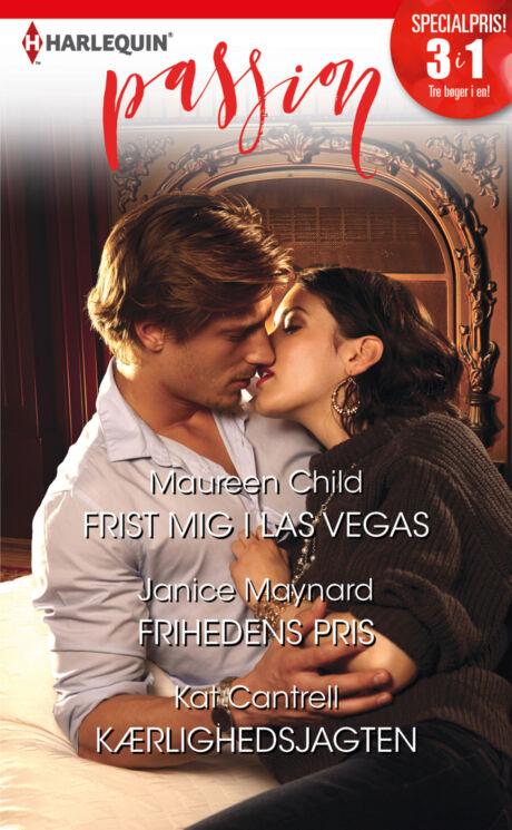 Harpercollins Nordic Frist mig i Las Vegas/Frihedens pris/Kærlighedsjagten