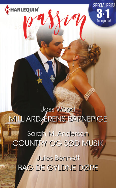 Harpercollins Nordic Milliardærens barnepige/Country og sød musik/Bag de gyldne døre