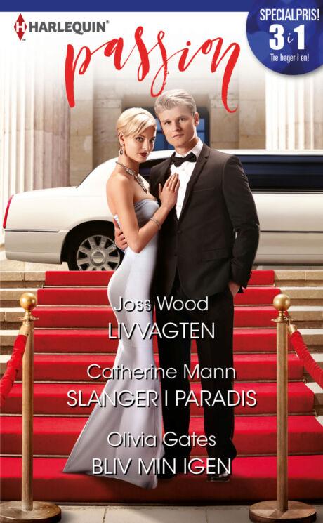 Harpercollins Nordic Livvagten/Slanger i paradis/Bliv min igen