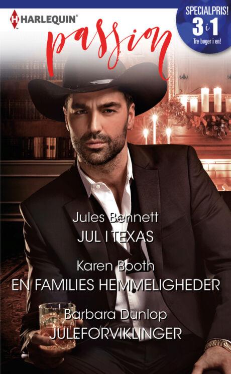 Harpercollins Nordic Jul i Texas/En families hemmeligheder/Juleforviklinger