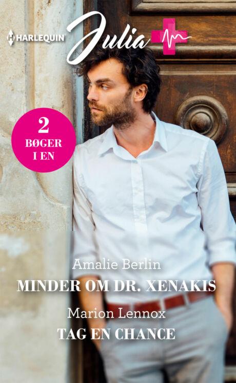 Harpercollins Nordic Minder om Dr. Xenakis/Tag en chance