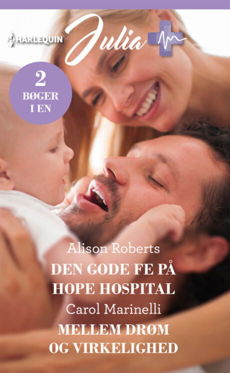 Harpercollins Nordic Den gode fe på Hope Hospital/Mellem drøm og virkelighed