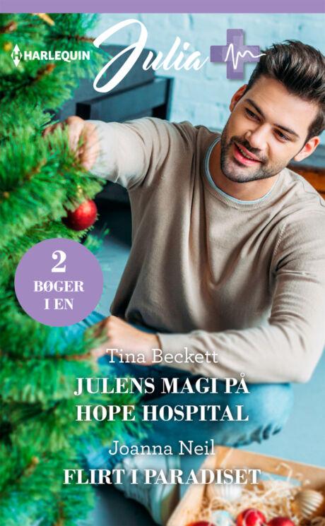 Harpercollins Nordic Julens magi på Hope Hospital/Flirt i paradiset