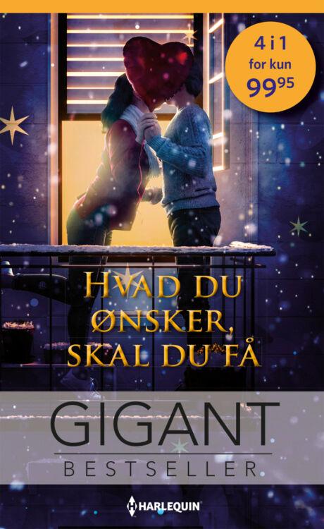 Harpercollins Nordic Hvad du ønsker, skal du få