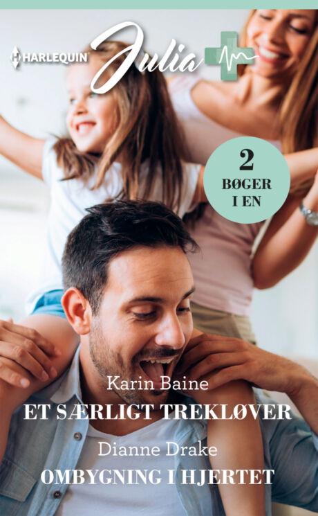 Harpercollins Nordic Et særligt trekløver/Ombygning i hjertet - ebook